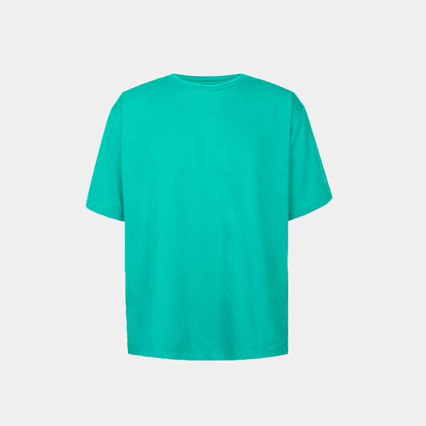 Weighted Blend Oversized Tee (Mint)