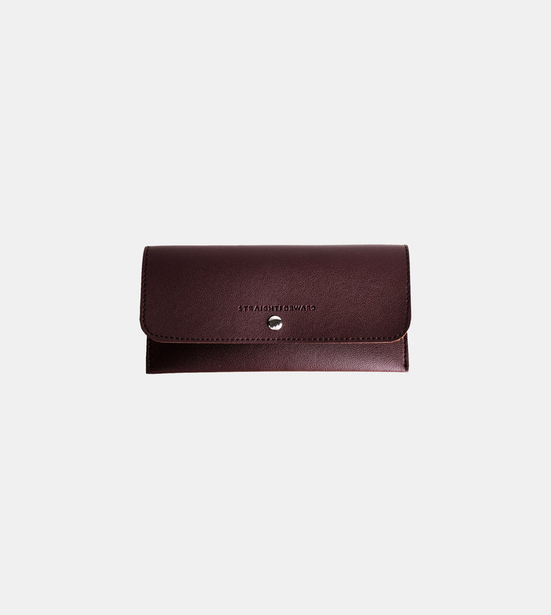 Leather Sunglasses Case (Chestnut)