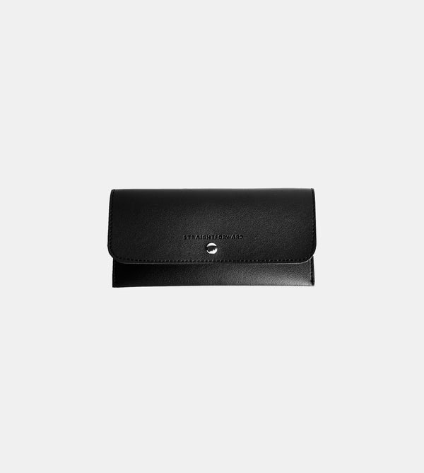 D. V. L. Sunglasses Case (Black)