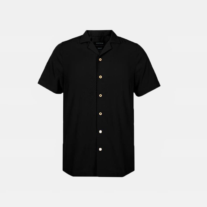SuperSoft Lounge Shirt (Black)