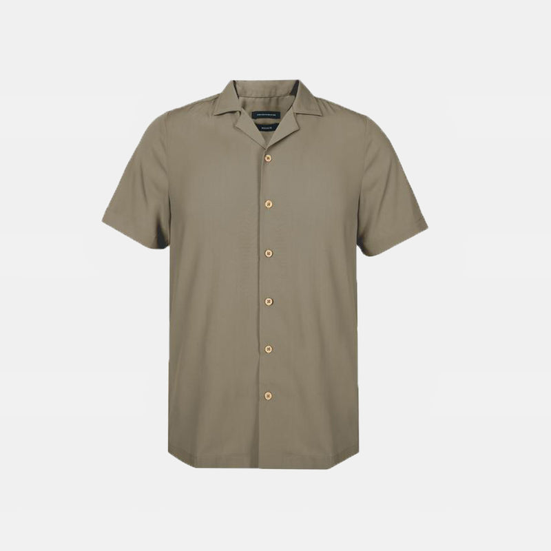 SuperSoft Lounge Shirt (Olive Green)