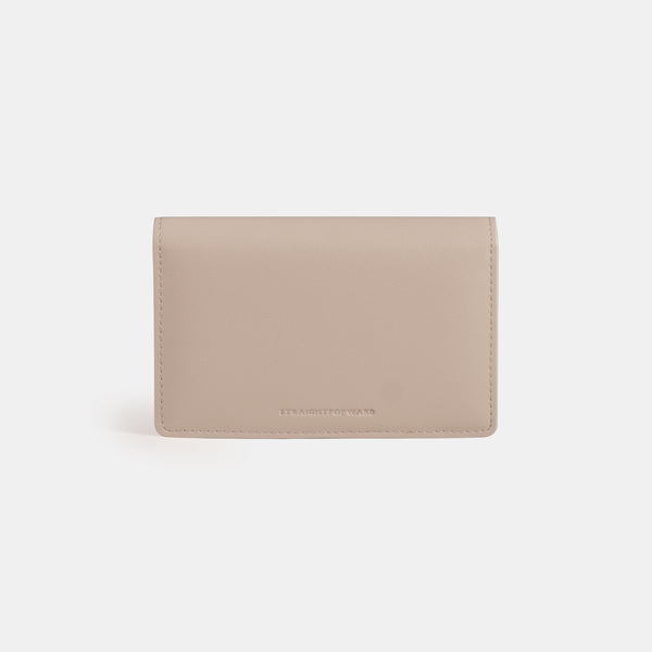 D.V.L. Pocket Purse (Taupe)
