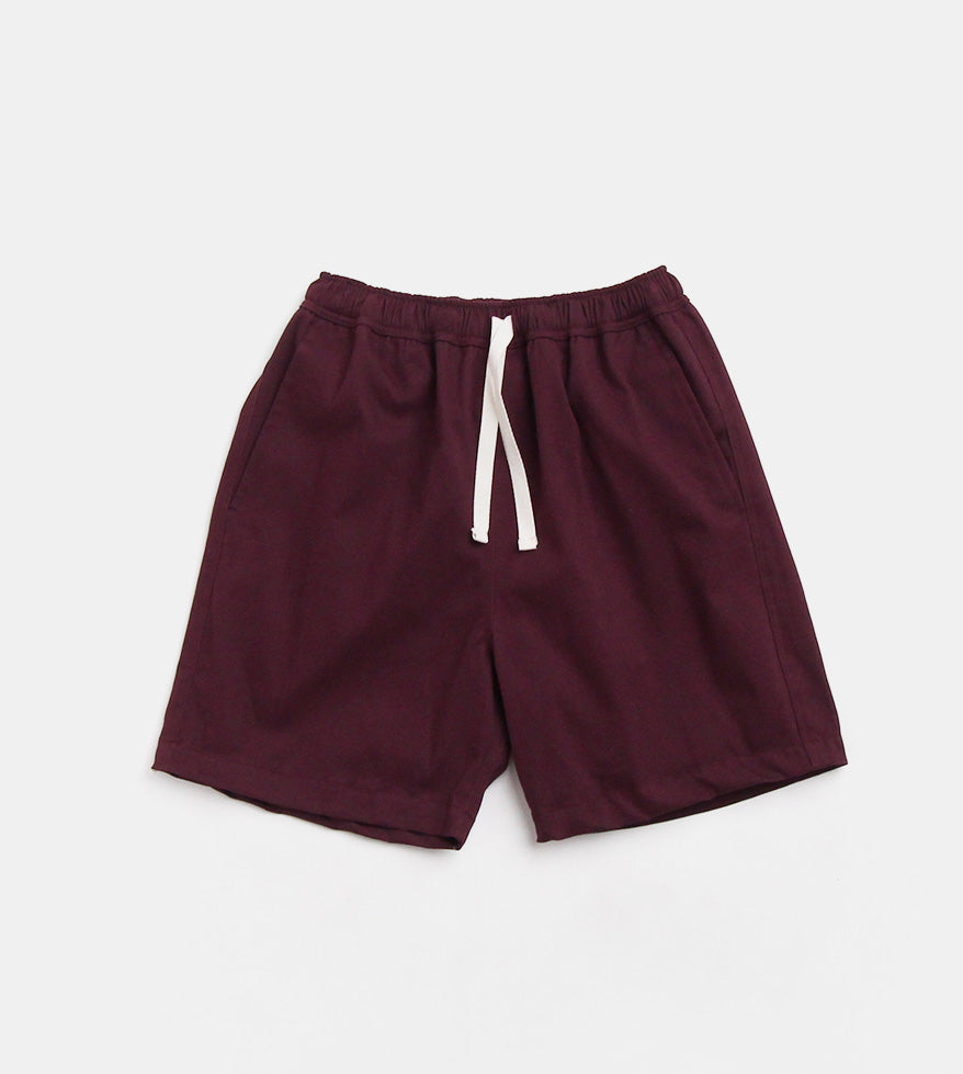 Premium Tailored Shorts (Wine)
