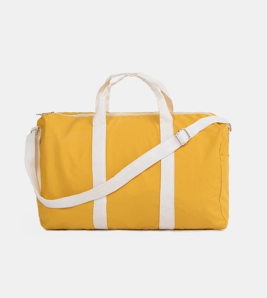 Take Me Everywhere Duffel Bag (Yellow)