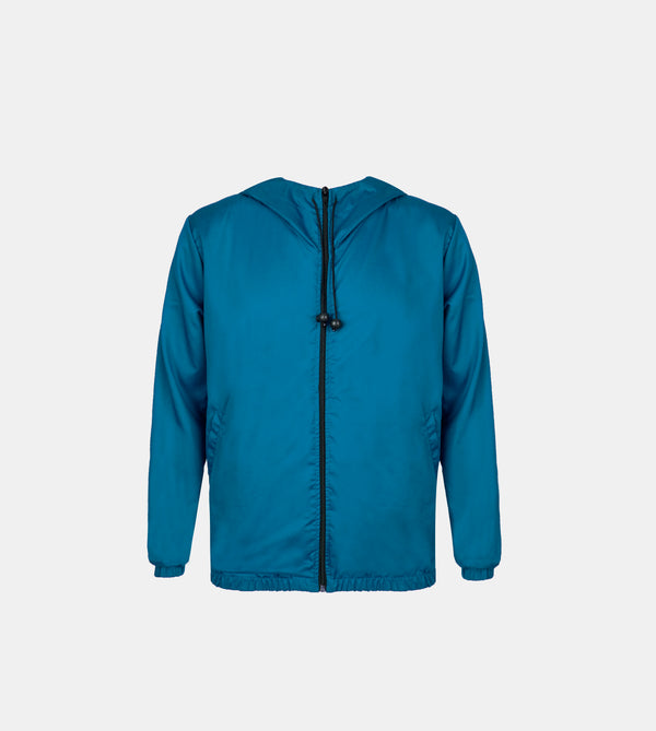Lite Tech Travel Jacket (Ash Blue)