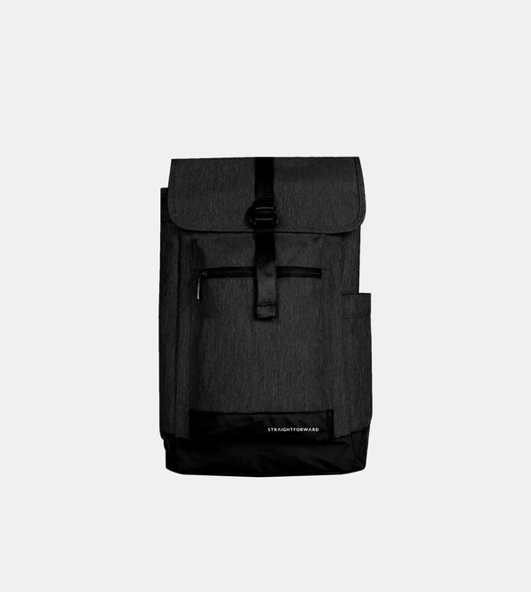 Resilient Fiber Companion Backpack (Black)