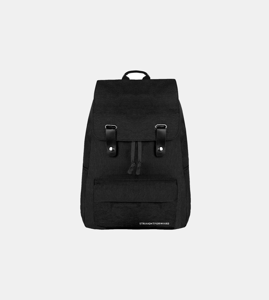 Resilient Fiber Standard Backpack (Black)