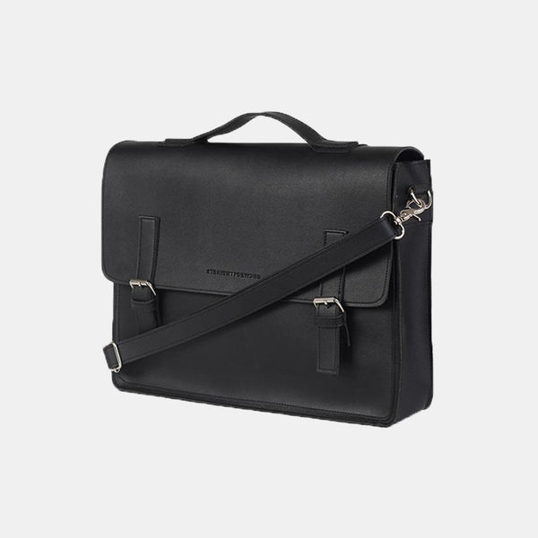 D. V. L. Satchel Bag (Black)