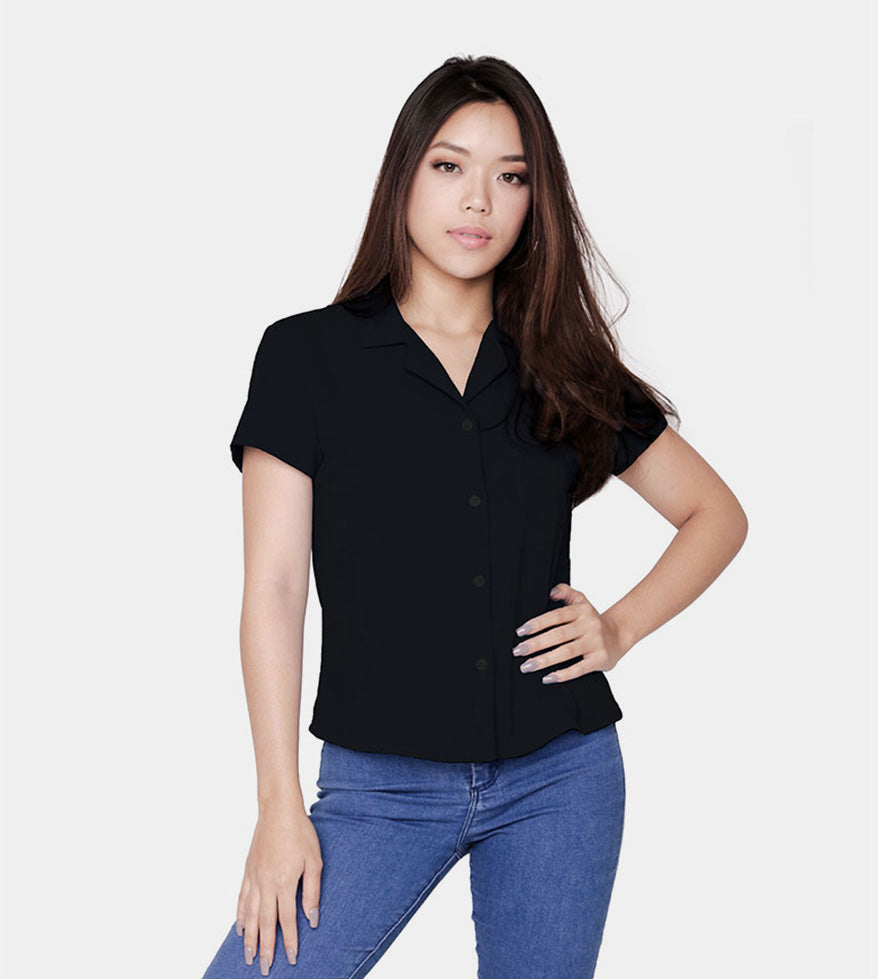 The Experieince Smartshirt (Black) - Front