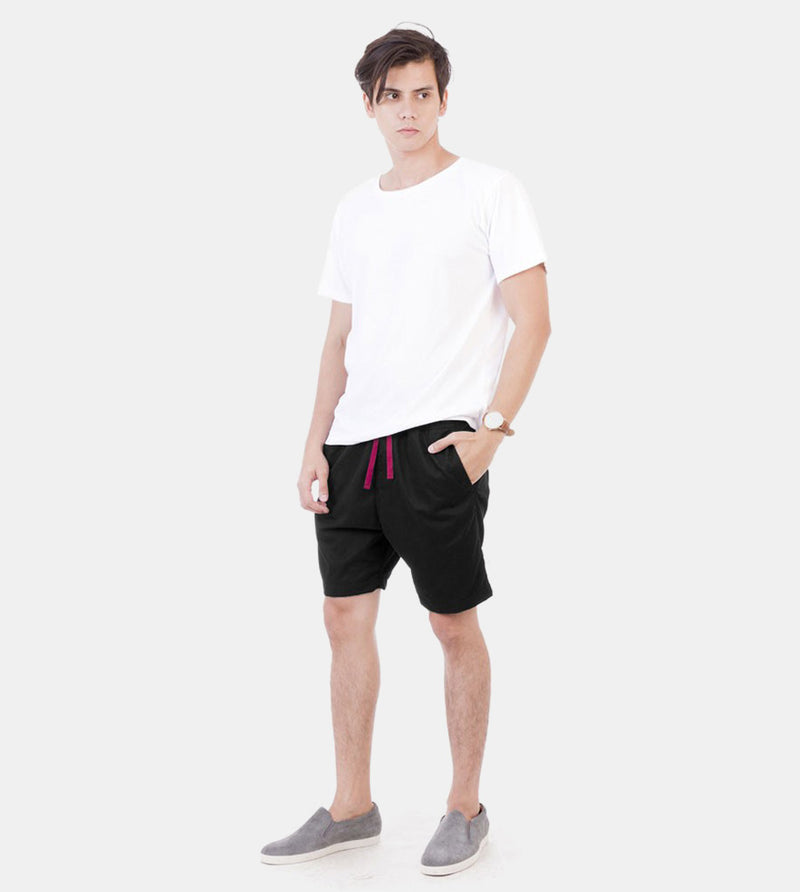 Tailored Shorts (Black) - Style