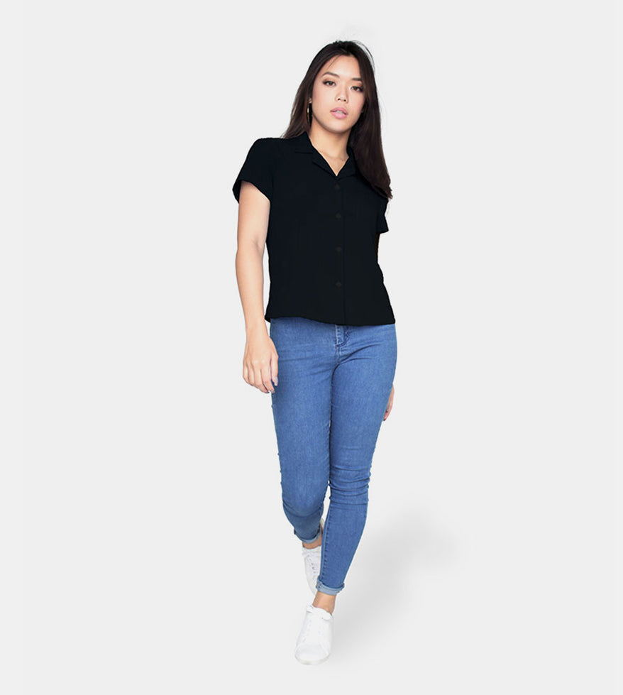 The Experience Smartshirt (Black) - Style