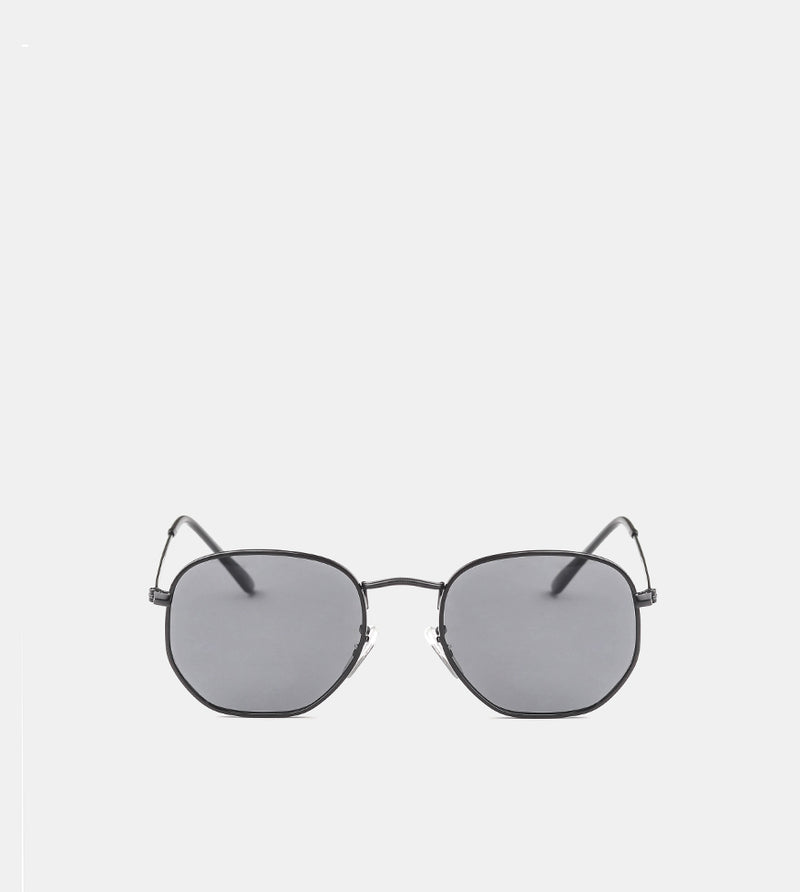 The Switch Black Sunglasses - Front