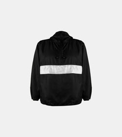 Sleek Techweave Combi Anorak (Black)