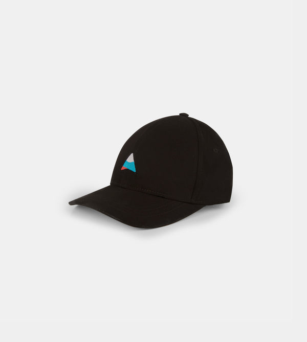 Straightforward Baseball Cap (Black)
