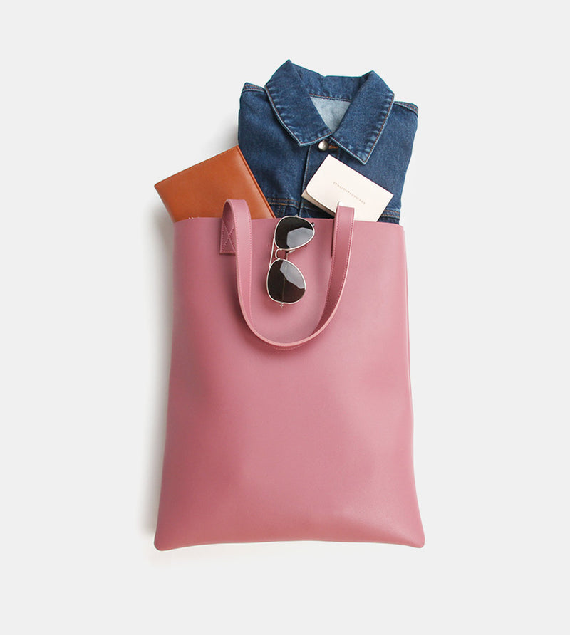 Tote Bag (Blush) - Flatlay