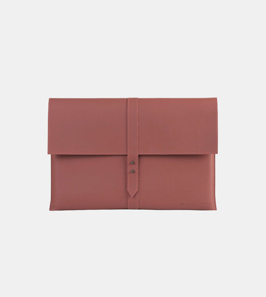 Elegant Laptop Case (Blush) - Front