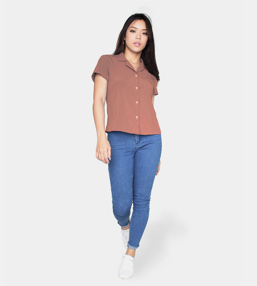 The Experience Smartshirt (Blush) - Style