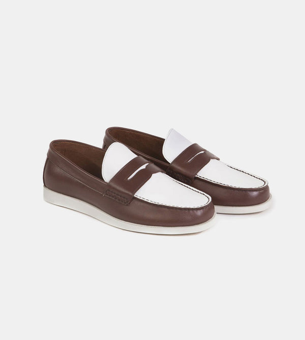 Loafers (Chestnut) - Profile