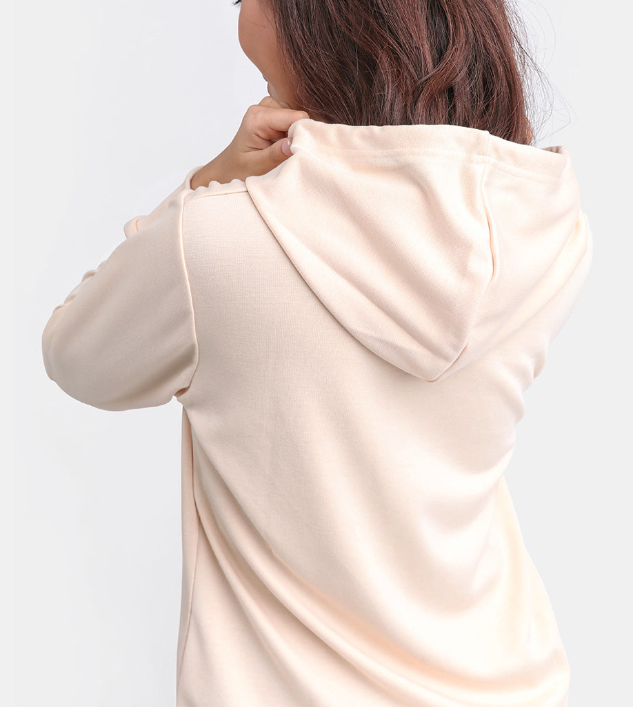 The Classic Cotton Pullover (Cream)