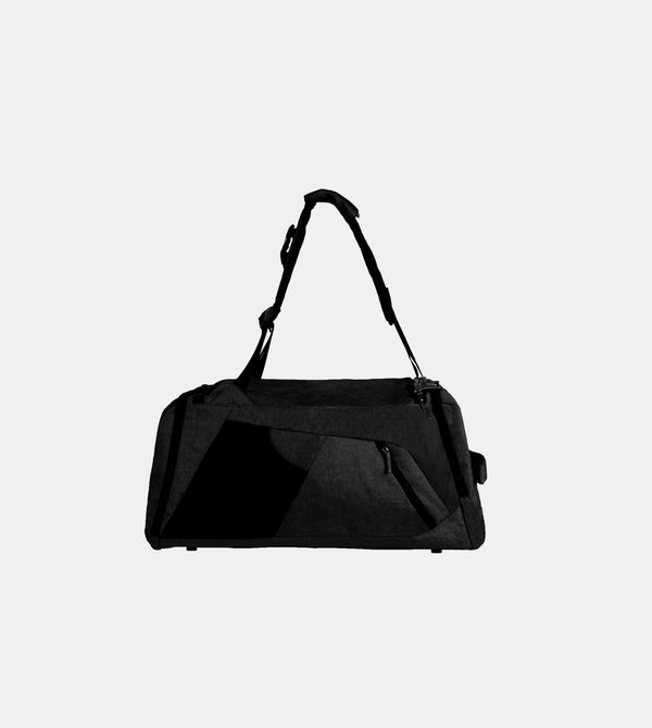 Resilient Fiber Travel Duffel (Black)