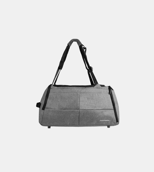 Resilient Fiber Travel Duffel (Gray)