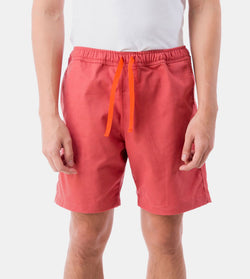 Tailored Shorts (Coral) - Front