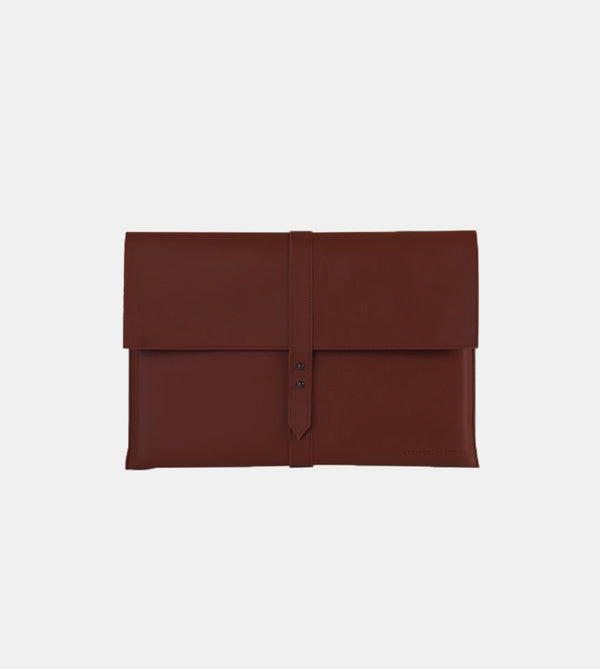 D. V. L. Elegant Laptop Case (Chesnut)