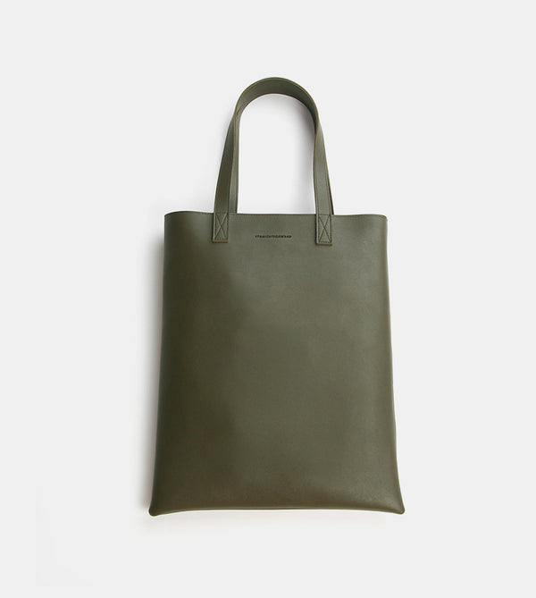 Tote Bag (Army Green) - Front