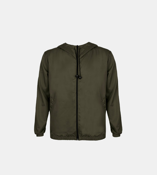 Lite Tech Travel Jacket (Fatigue)