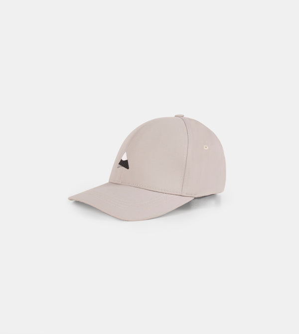 Straightforward Baseball Cap (Gray)