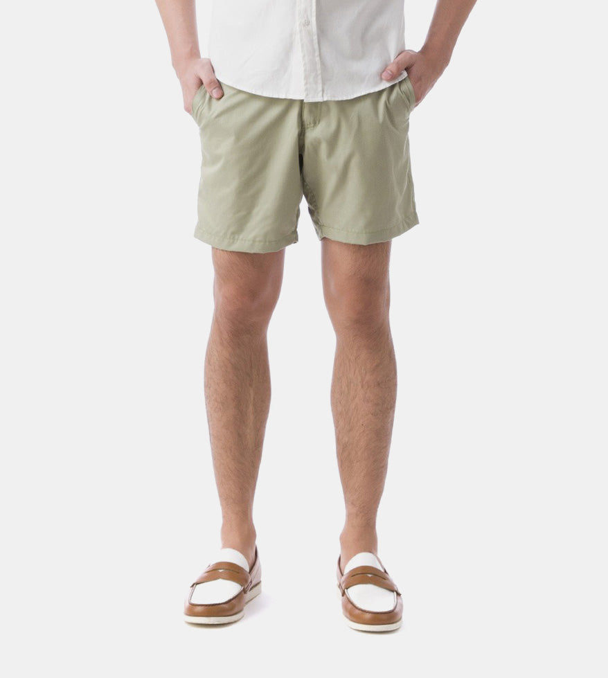 Summer Shorts (Greenery) - Front