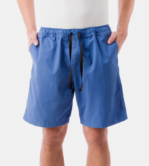 Tailored Shorts (Azure) - Front