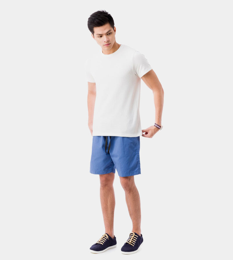 Tailored Shorts (Azure) - Style