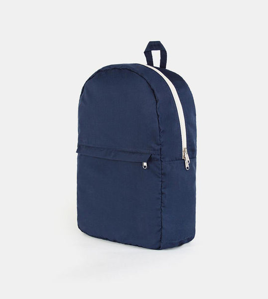 Take Me Everywhere Backpack (Navy Blue)