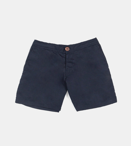 Summer Shorts (Navy Blue) - Product Shot