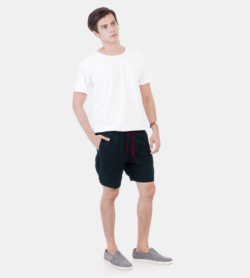 Tailored Shorts (Oxford Blue) - Style
