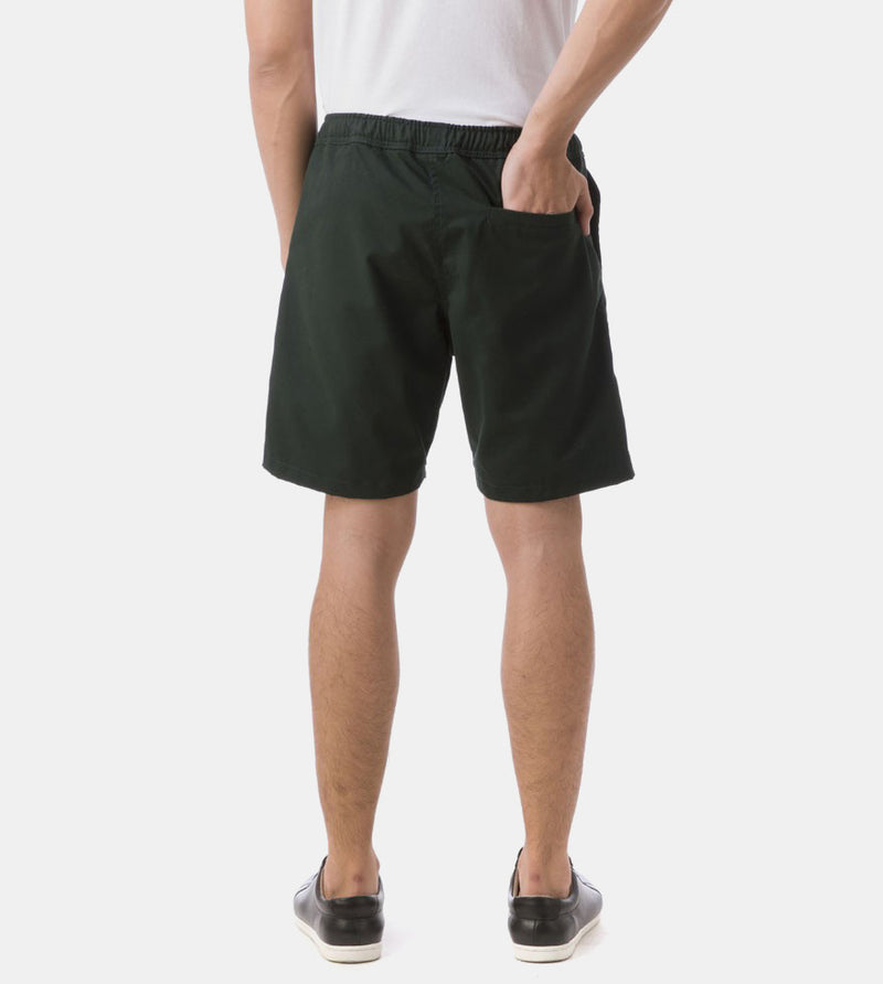 Tailored Shorts (Battle Green)