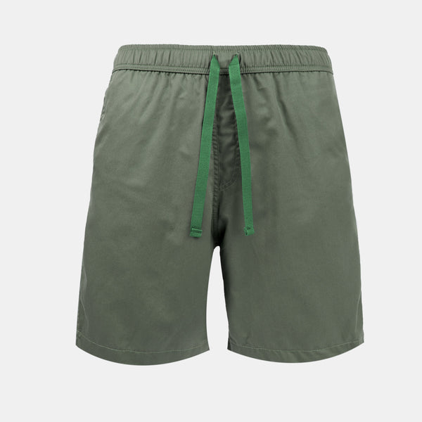 Lite Tech Swim Shorts (Olive Green)