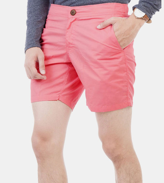 Summer Shorts (Pink) - Diagonal