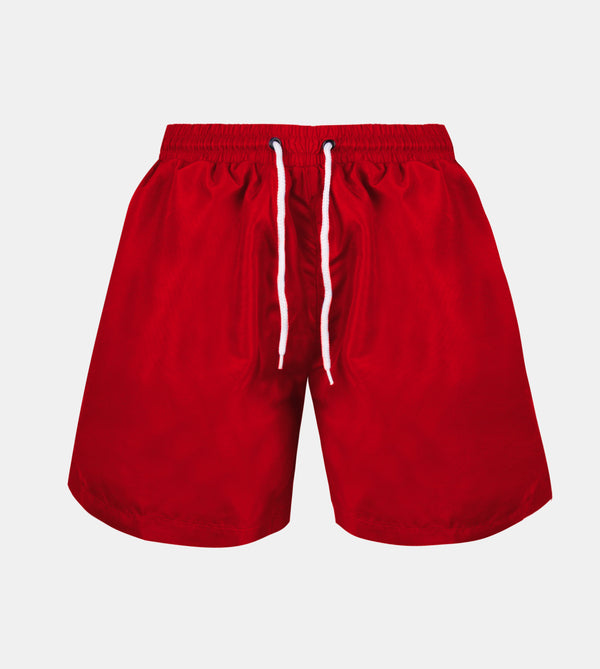 Tailored Trunks (Red)