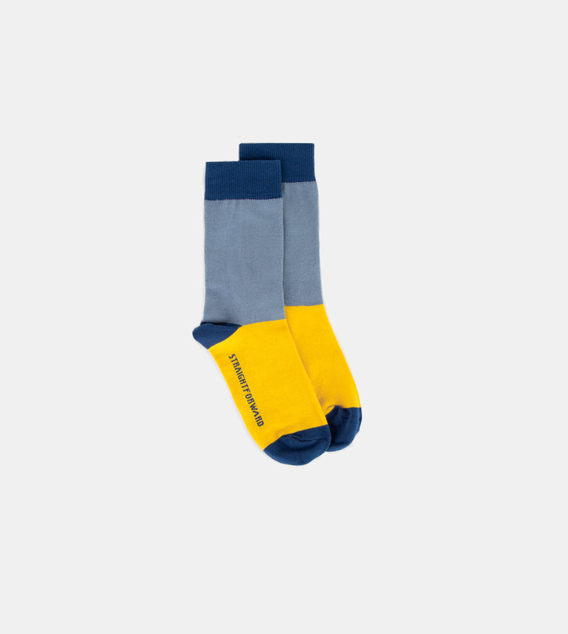 LiteWear Crew Socks  (Yellow)