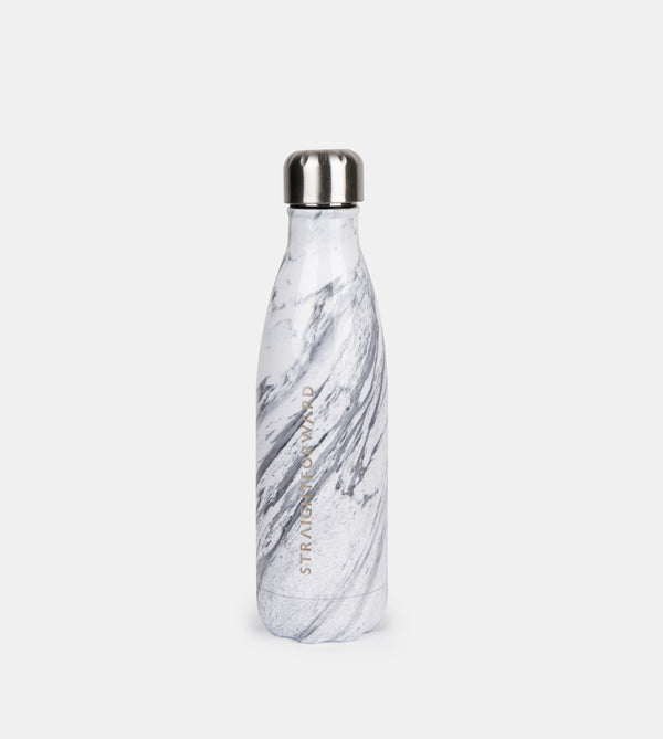 Essential Metallic Flask (Stone)