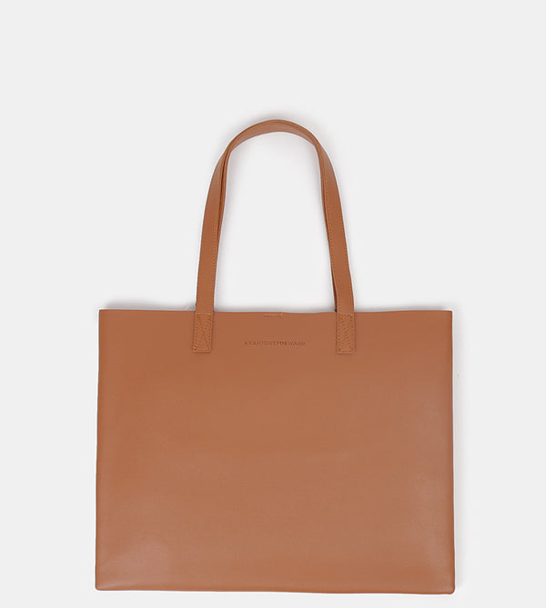 The Ideal Landscape Tote Bag (Tan)