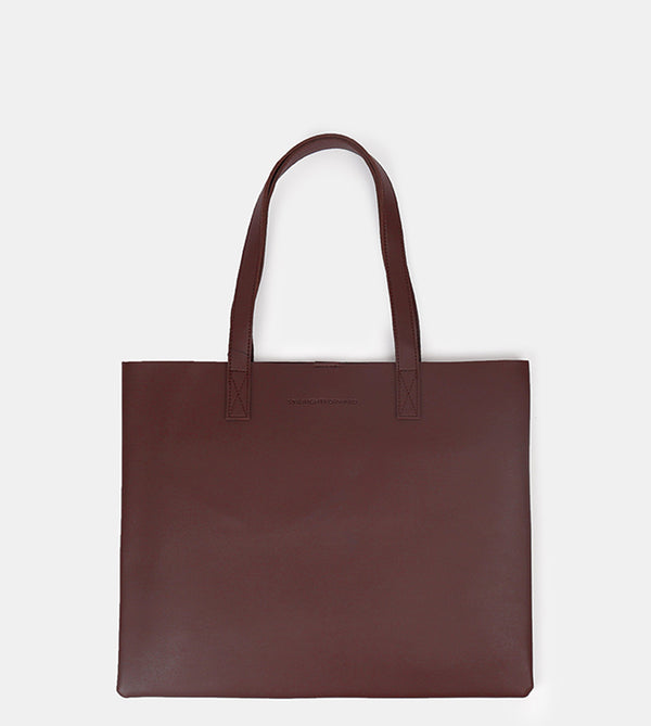 The Ideal Landscape Tote Bag (Wine)
