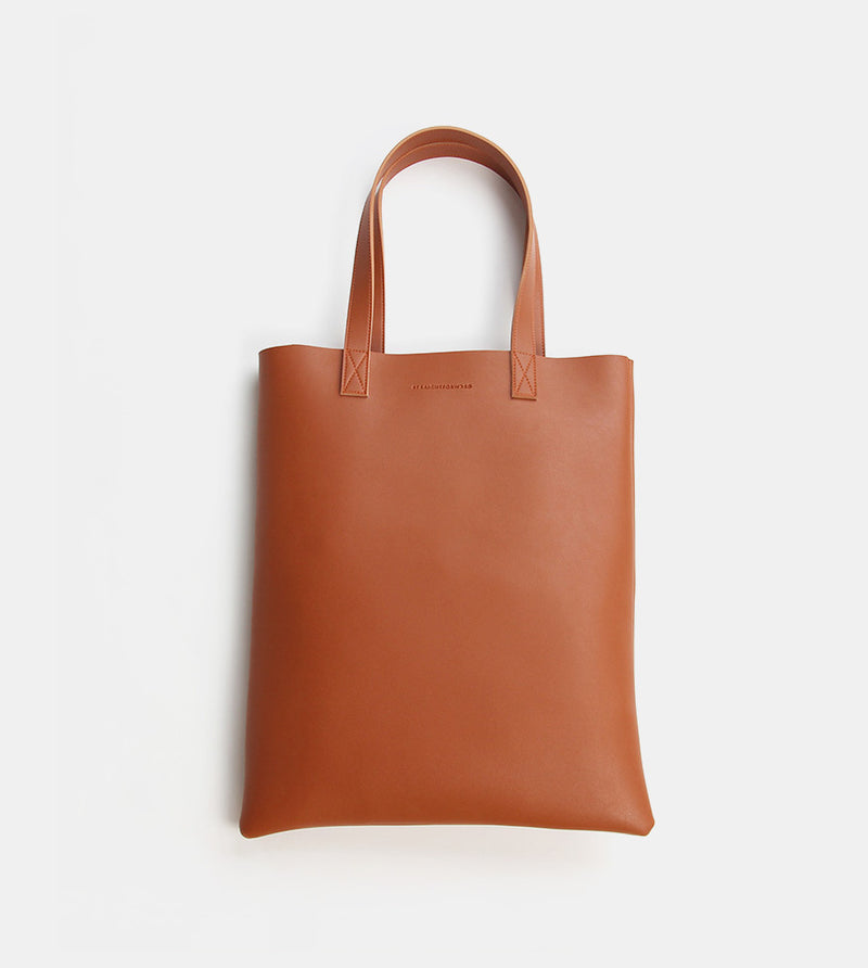 Tote Bag (Tan) - Front