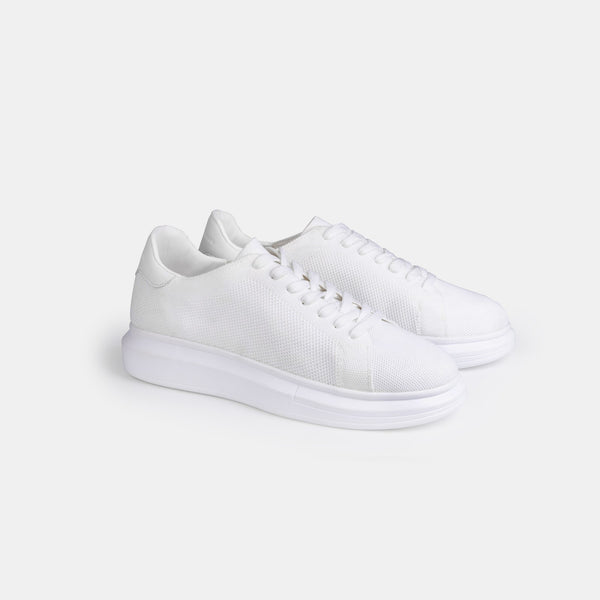 Men's 365Knit Superlight Sneakers (White)