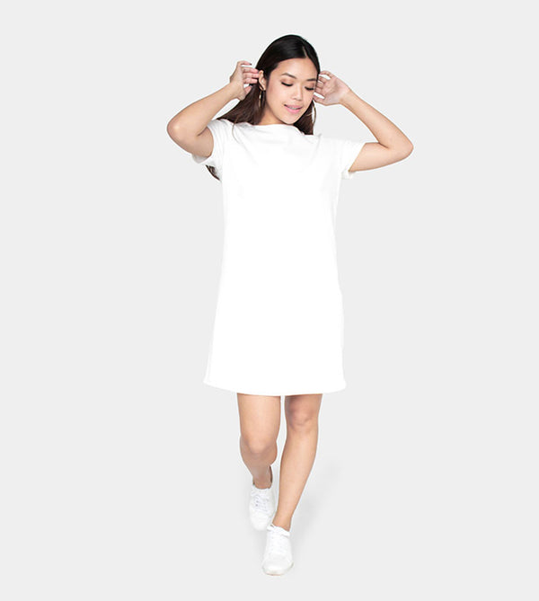 The Everyday Dress (White) - Style
