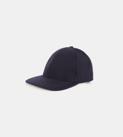 Prime Wool Baseball Cap (Black)
