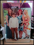 PERSONALISED GLASS FRAME PHOTO AND/OR WORDING PRINTED ONTO GLASS GIFT PRESENT