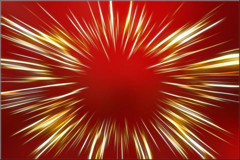 RED FLASHES LINES WHITE CANVAS WALL ART IMAGE PICTURE PHOTO IMAGE CANVAS